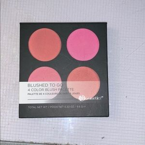 BH Cosmetics 4 Color Blush Palette